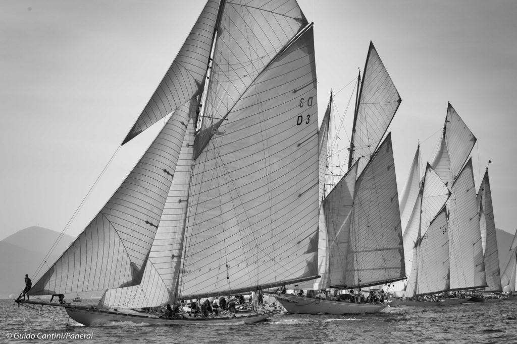 Régates Royales Cannes 2018, Yachting Classique, 40eme édition