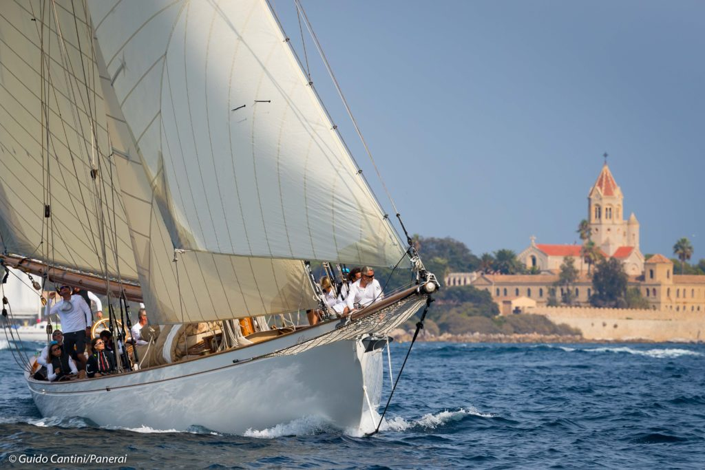Régates Royales de Cannes 2018, Yachting Classique, Trophée panerai 2018