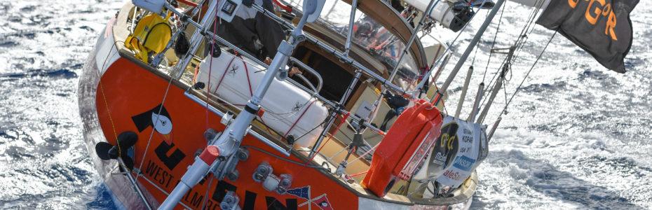 Golden Globe race 2018, Istvan Kopar, Tradewind 35, Yachting Classique