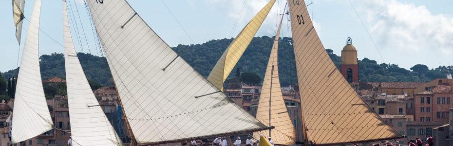 Jubilé Fife 2018, Voiles de Saint-Tropez, Yachting classique, www.yachtingclassique.com