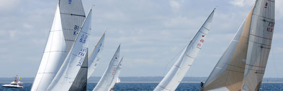 Voiles Classiques, La Trinité sur mer, National 7m50, Yachting Classique, 2018