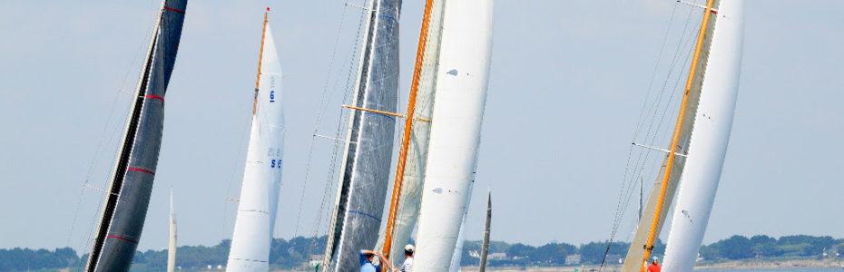 Voiles Classiques 2018, La Trinité-sur-Mer, Yachting Classique