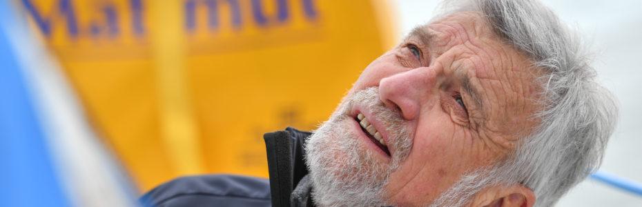 Jean-Luc Van Den Heede, yachting classique, Golden Globe Race 2018