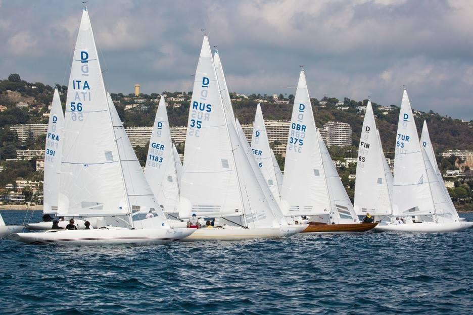 Régates Royales 2018, Cannes, Yachting Classique, trophé Panerai 2018, annulation de régate