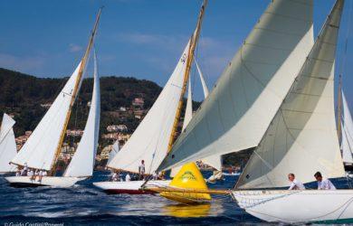 Regates Royales Trophée Panerai , Kelpie, Bona Fide, Yachting Classique,
