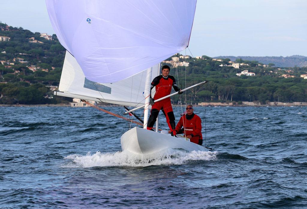 Provezza, dragon, voilier Dragon, DRAGON SAINT-TROPEZ 2018, Yachting Classique