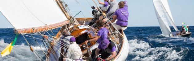 Viola yacht Classique, Plan Fide, Voiles de Saint-Tropez 2018, saint tropez, yachting classique