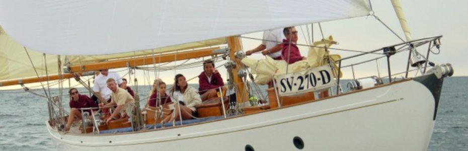 Coch_Y_Bondh, Paneari Transat Classique, Voilier Italien, Rimini, Yachting Classique