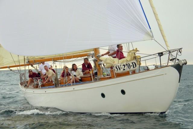 Coch_Y_Bondhu, Panerai Transat Classique, Voilier Italien, Rimini, Yachting Classique
