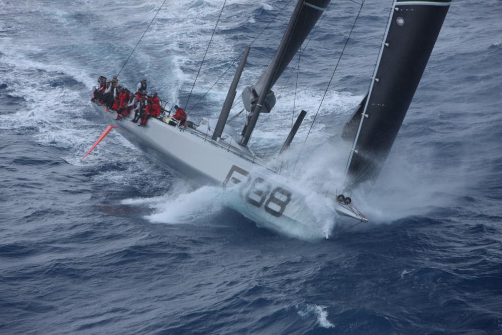 Rambler, voilier Rambler, record voile sur Atlantique, yachting classique