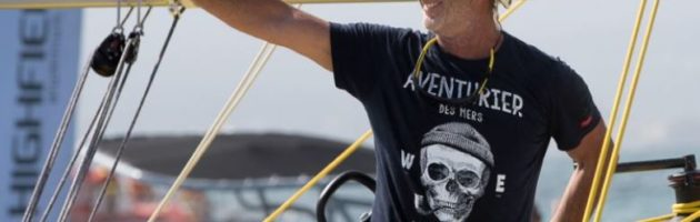 Peyron, Loïck Peyron, route du rhum 2018, yachting classique