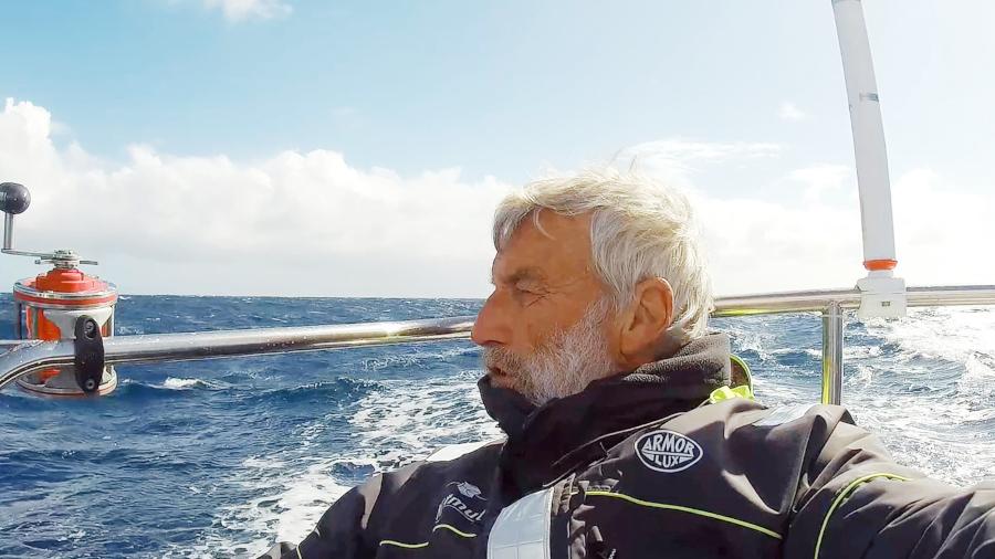 Jean-Luc Van Den Heede, Golden Globe Race 2018, course autour du monde, solitaire autour du monde, Yachting Classique