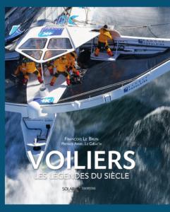 Livre, couverture, Voiliers les légendes du siècle, Francois le Brun, Yachting Classique