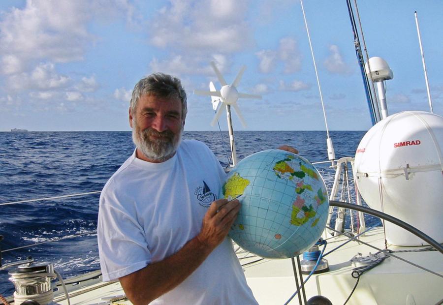 Jean-Luc Van den Heede, trophée YACHTING Classique 2018, Course en Solitaire sans électronique, Yachtman de l'année, Yachting Classique