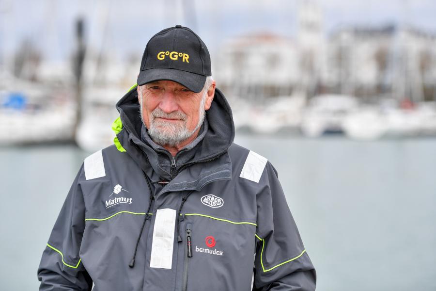 VDH, Skipper, Jean-Luc Van den Heede, Yachman de l'année, Trophées YACHTING Classique, Yachting Classique