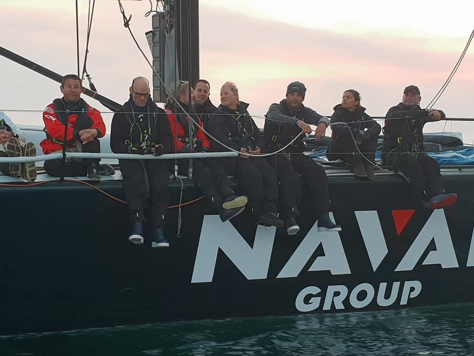 Naval Group, équipage franco-australien, Sydney Hobart 2018, yachting classique