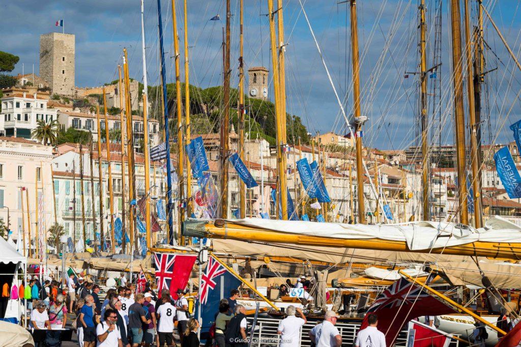 Régates Royales de cannes 2019, Panerai, Yachting Classique
