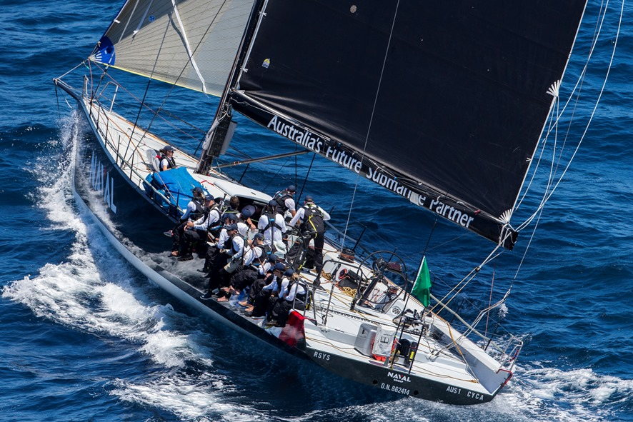 Naval Group,Sydney Hobart 2018, yachting classique