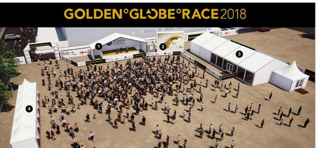 Golden Globe race 2018