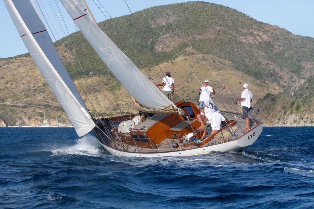 Lys, Lys classic yacht, Transat Classique 2019, yachting classique