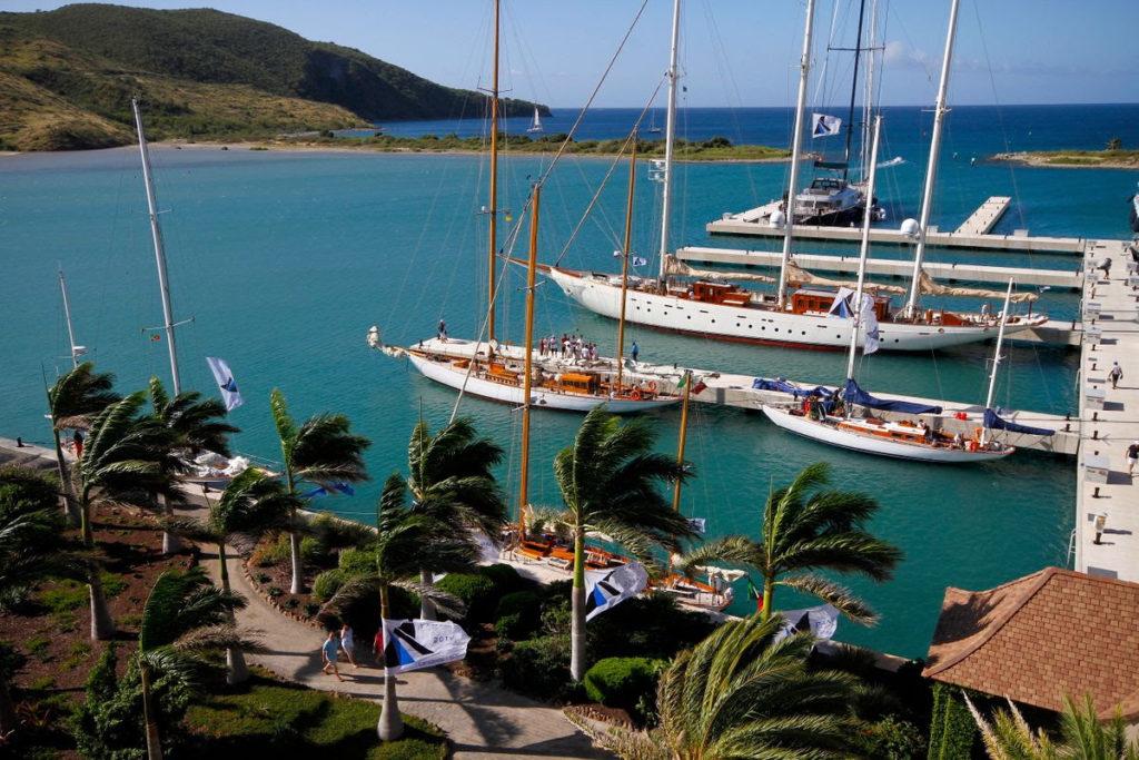 marina Christophe Harbour, Voilier classique, transat classique 2019, yachting classique