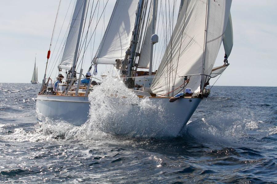 Voilier classique, transat classique 2019, yachting classique