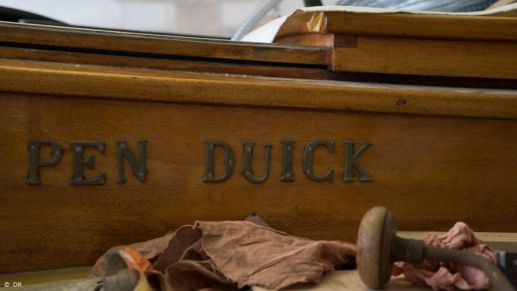 pen Duick voilier classique de Eric tabarly