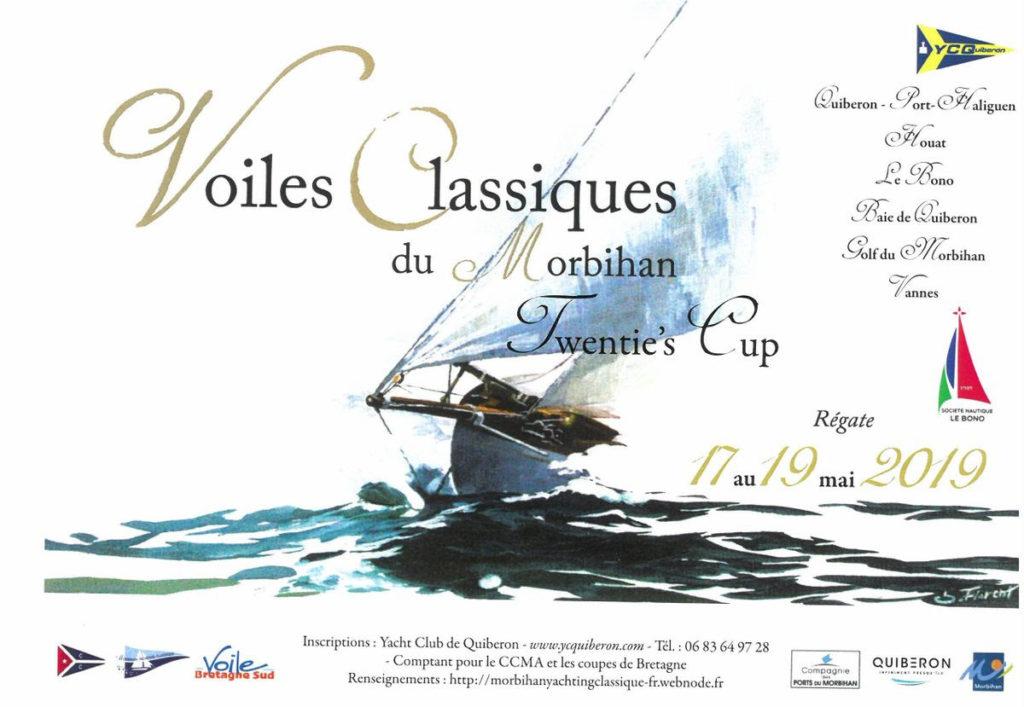 Voiles Classiques du Morbihan