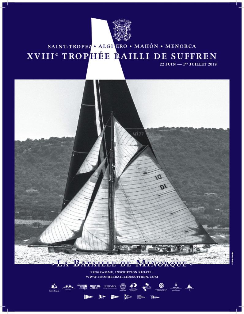 affiche trrophée Bailli de Sufreen 2019