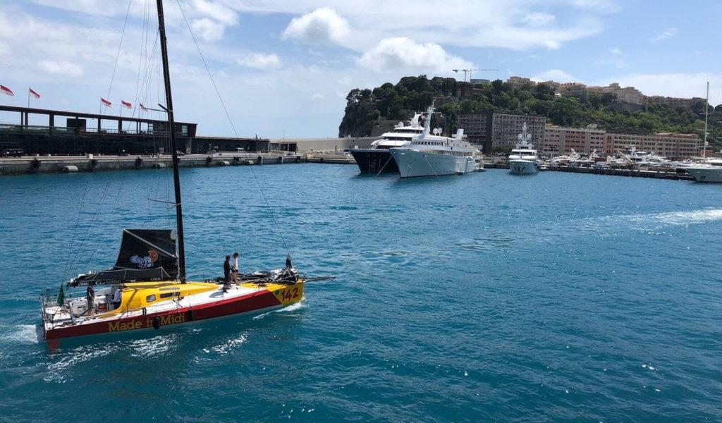 voilier MadeinMidi Giraglia 2019