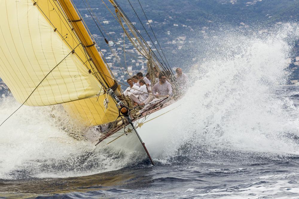 Tuiga 15M JI voilier Classique Monaco Classic Week