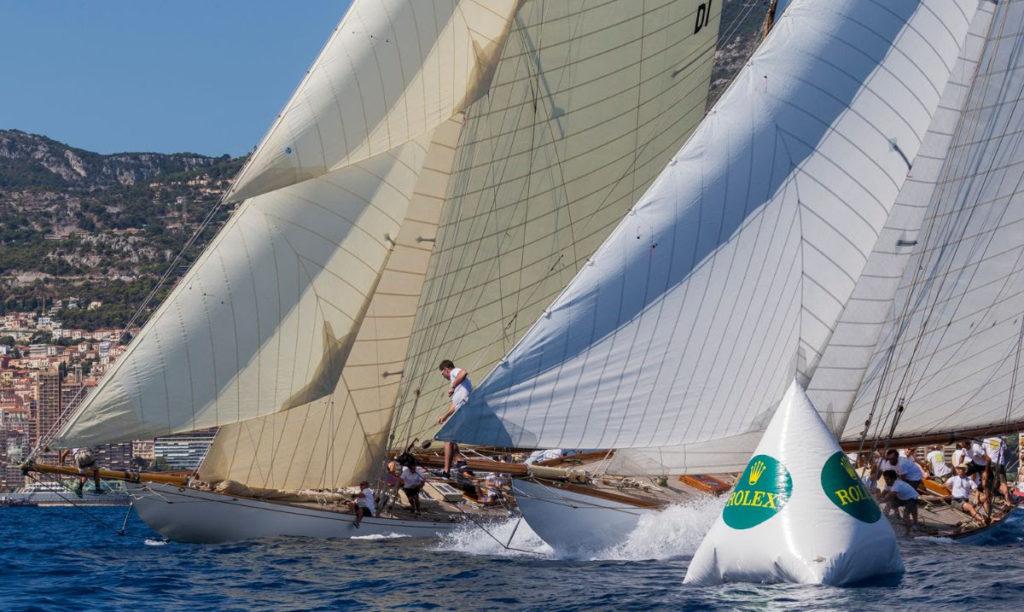 régates classiques, voile classique, Monaco Classic Week