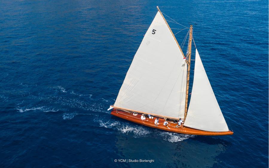 Ester voilier Classique Monaco