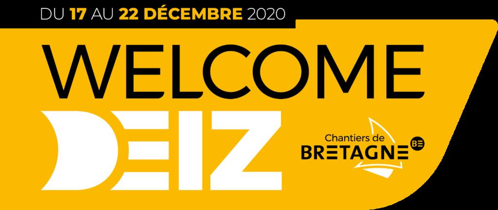 Welcome Deiz est une opération de promotion de la filière nautique bretonne, Bretagne Chantiers navals