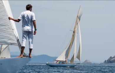 Porquerolles Classic voilier classique yachting classique